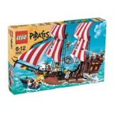 Groes Piratenschiff Lego
