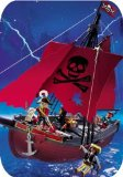 PLAYMOBIL 3174 - Rotes Seeruberschiff