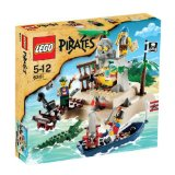 Piraten Schatzinsel - LEGO Pirates