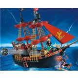 Piratenkaperschiff Playmobil