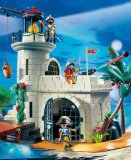 PLAYMOBIL - Piraten - Soldatenbastion mit Leuchtturm
