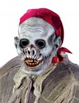 Halloween Maske Piraten Zombie
